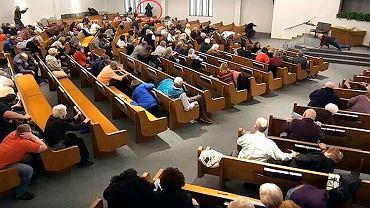 Teksas. Strzelanina w kościele