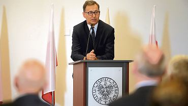Jarosław Szarek, prezes IPN