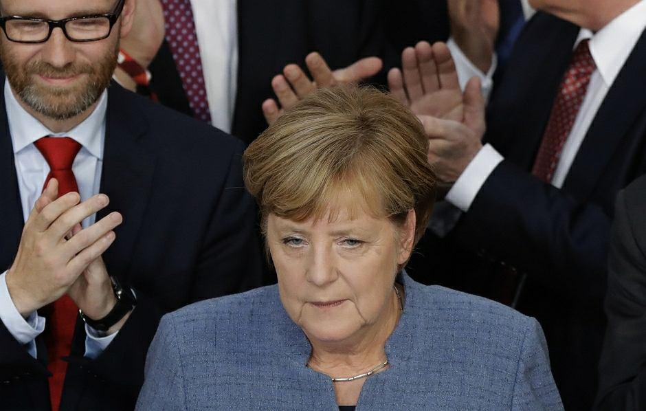Angela Merkel czwarty raz z rzędu będzie kanclerzem Niemiec