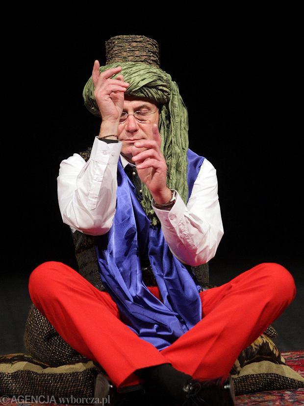 Zdjęcie numer 9 w galerii - Przypominamy role Piotra Machalicy w Teatrze im. Mickiewicza w Częstochowie [ZDJĘCIA]