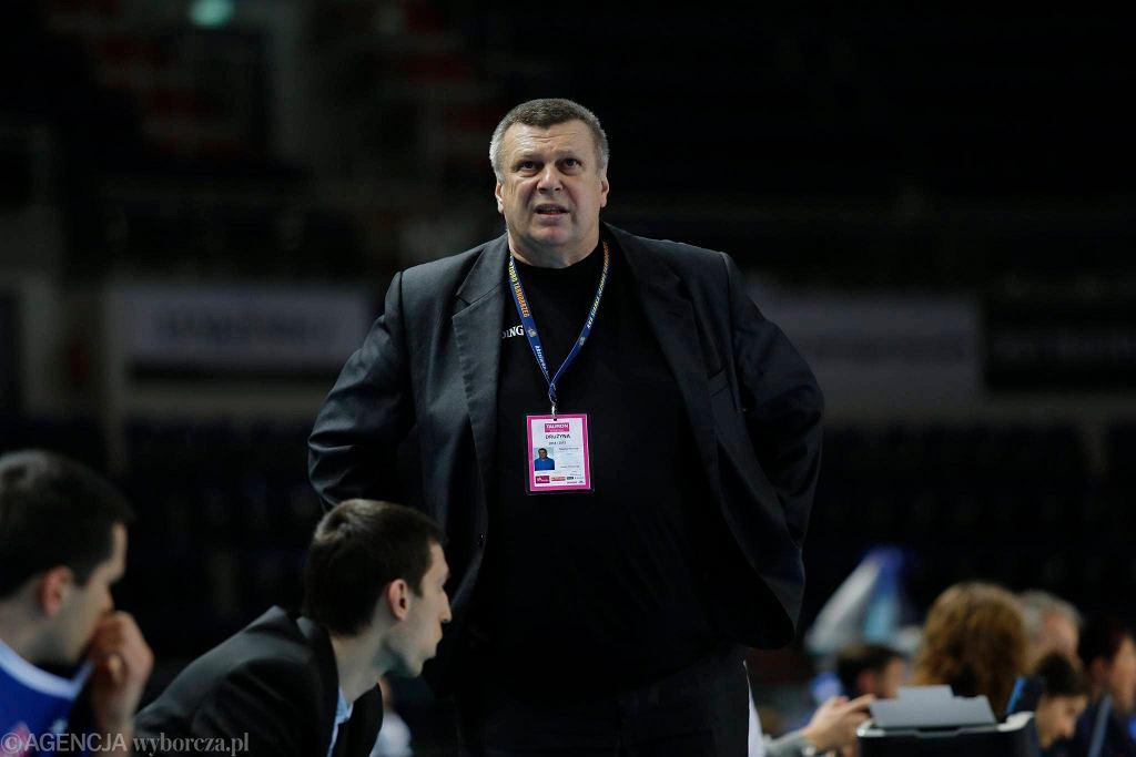Zbigniew Pyszniak, trener Jeziora Tarnobrzeg