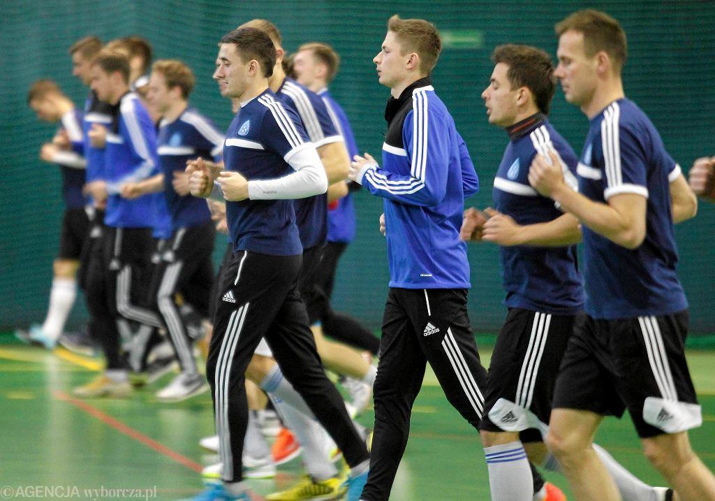 Pierwszy trening Ruchu Chorzów w 2015 roku