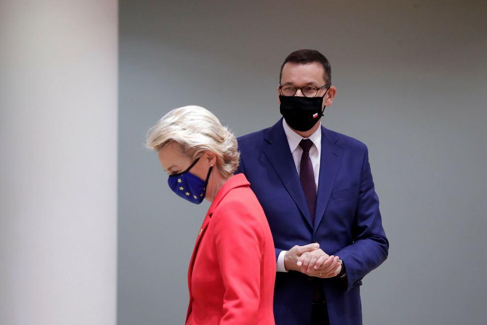 Premier Morawiecki na nadzwyczajnym szczycie UE w Brukseli