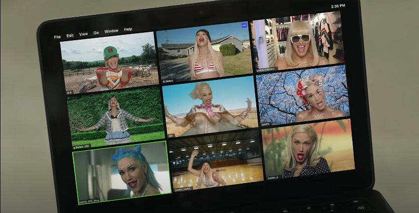 Gwen Stefani - 'Let Me Reintroduce Myself'