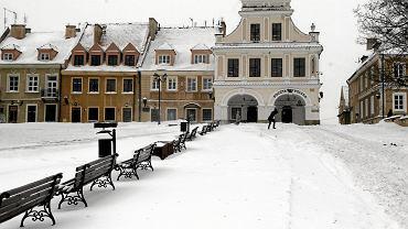 Ferie 2021. Na zimowe spacery polecamy Sandomierz, wyjątkowo bez tłumów