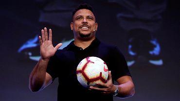 Ronaldo wskazał faworyta do wygrania Ligi Mistrzów.