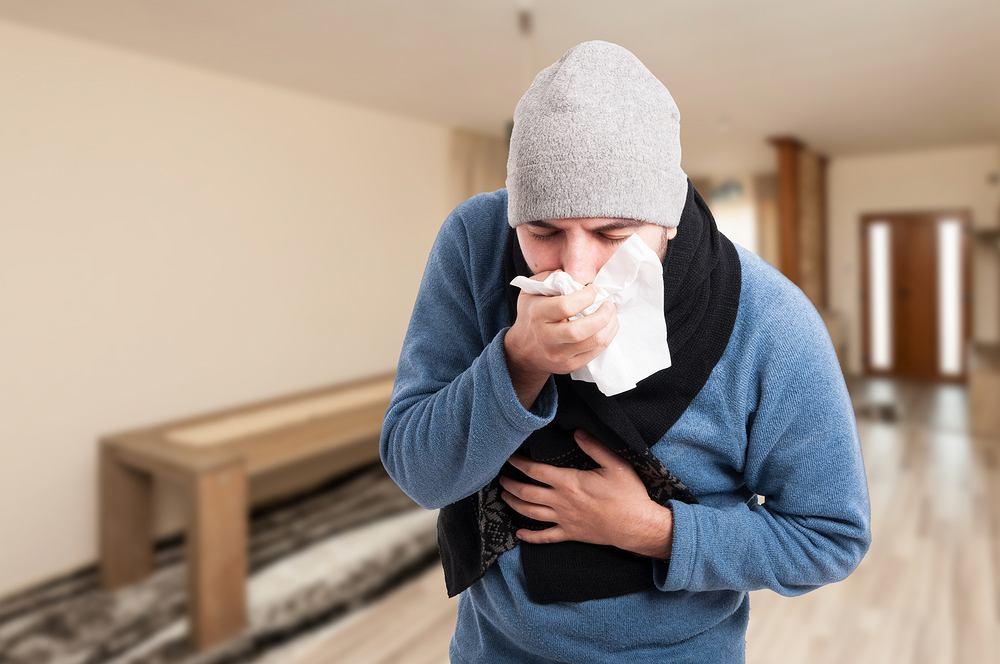 Leki mukolityczne wpływają na upłynnienie wydzieliny w drogach oddechowych