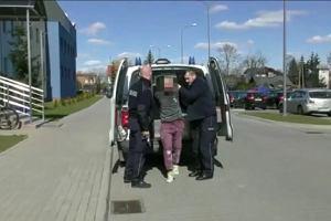 Policjanci zatrzymali nożownika, który zaatakował b. prezydenta Siedlec