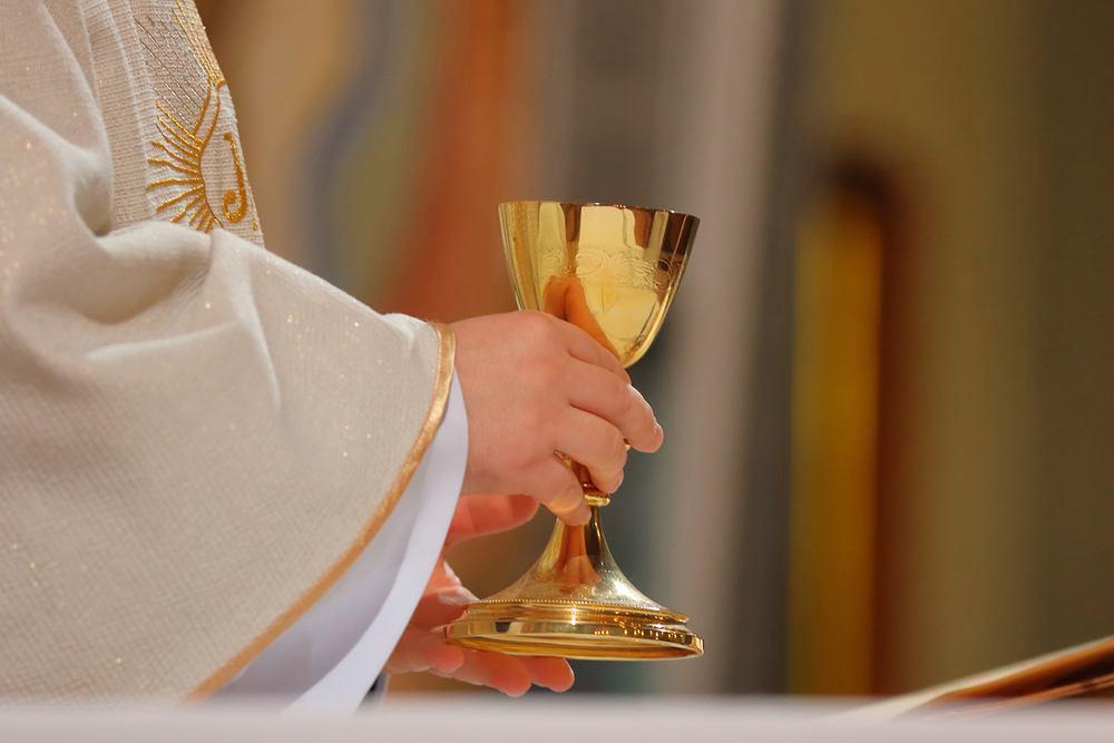 Msza święta online na żywo 24 stycznia - gdzie obejrzeć? Zdjęcie ilustracyjne