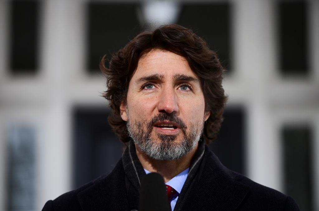 Justin Trudeau, premier Kanady.