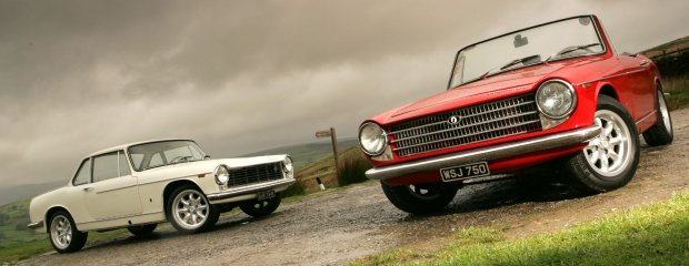Innocenti Coupe i Spider (za innocentispider.co.uk)
