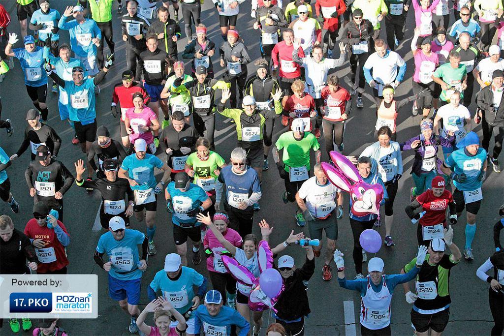 17. PKO Poznań Maraton odbędzie się 9 października
