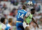 Mistrzostwa świata w piłce nożnej 2018. Nigeria - Islandia 2:0. Dwa gole Musy, Argentyna wciąż w grze o awans