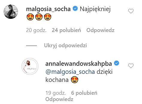 komentarz Małgorzaty Sochy