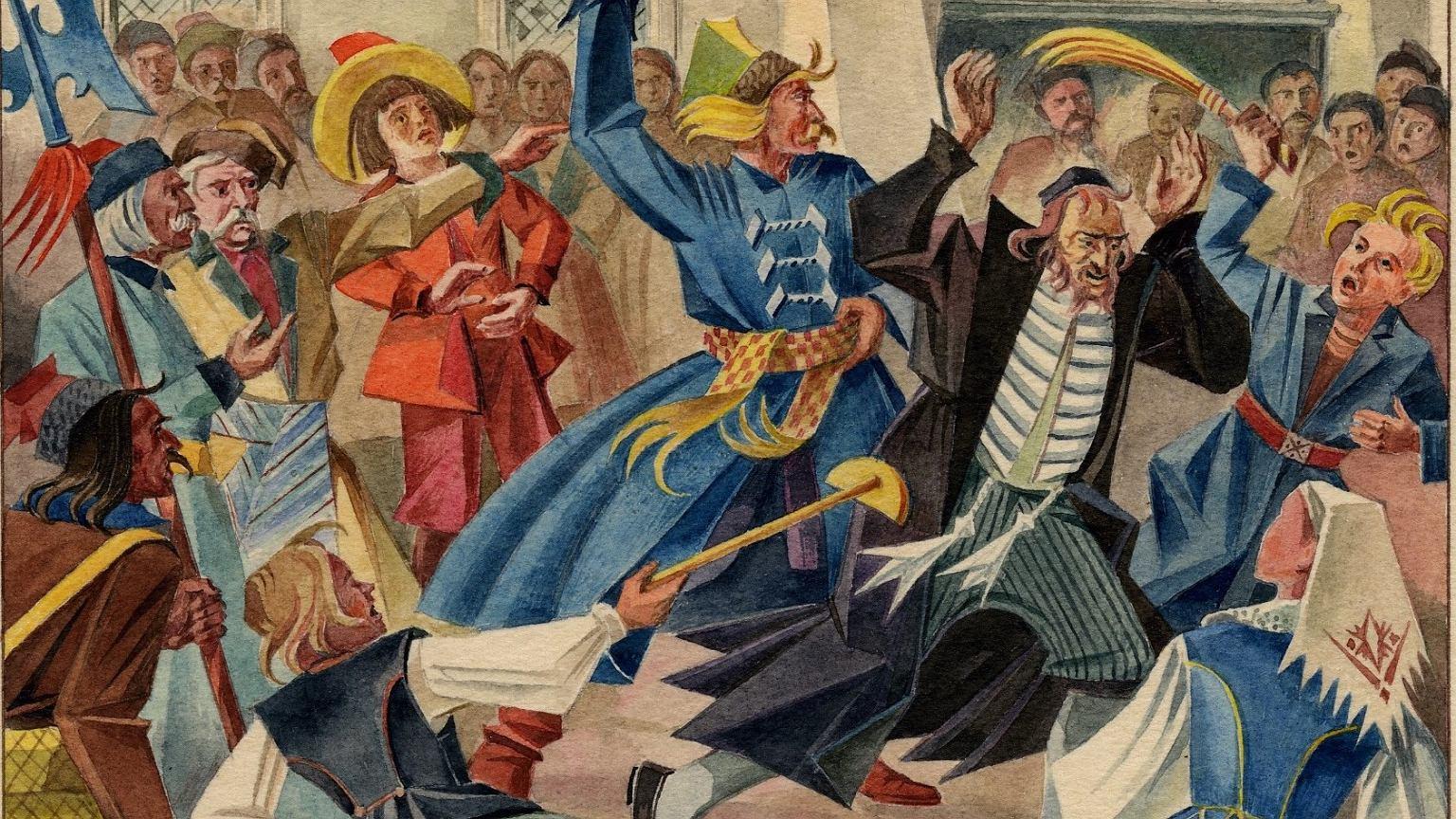 Dla polskiej historiografii Zelman to przykład Żyda, który dzięki przychylności polskiej arystokracji terroryzował biednych ludzi