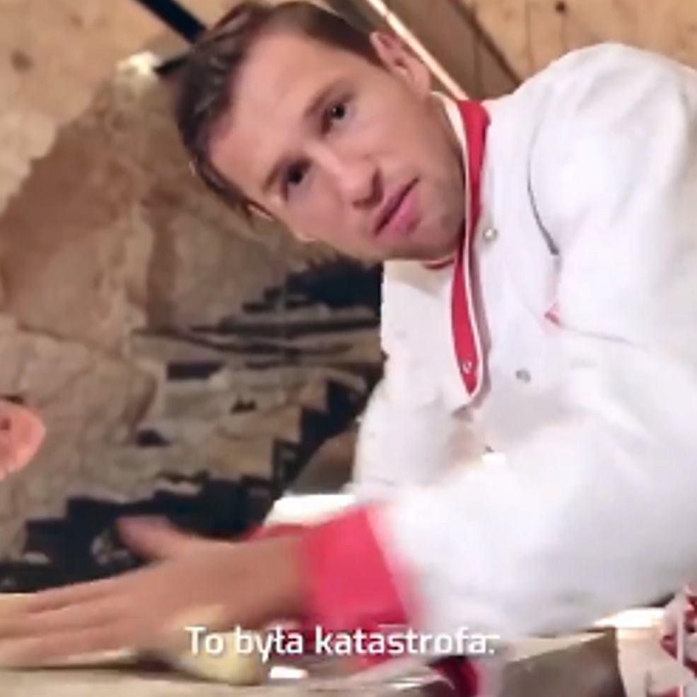 Wideo na profilu Grzegorza Krychowiaka