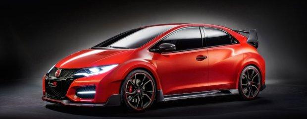 Salon Genewa 2014   Honda Civic Type-R Concept