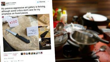 Justin Cousson znalazł dość niecodzienną metodę na poradzenie sobie ze współlokatorem-bałaganiarzem
