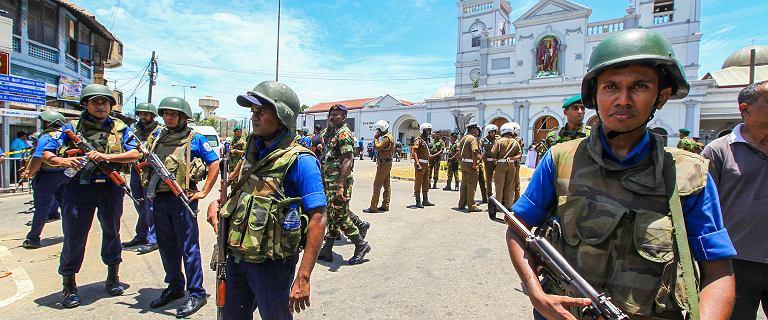 Kto stoi za zamachami na Sri Lance? Prawdopodobnie lokalna grupa wspierana zzewnątrz
