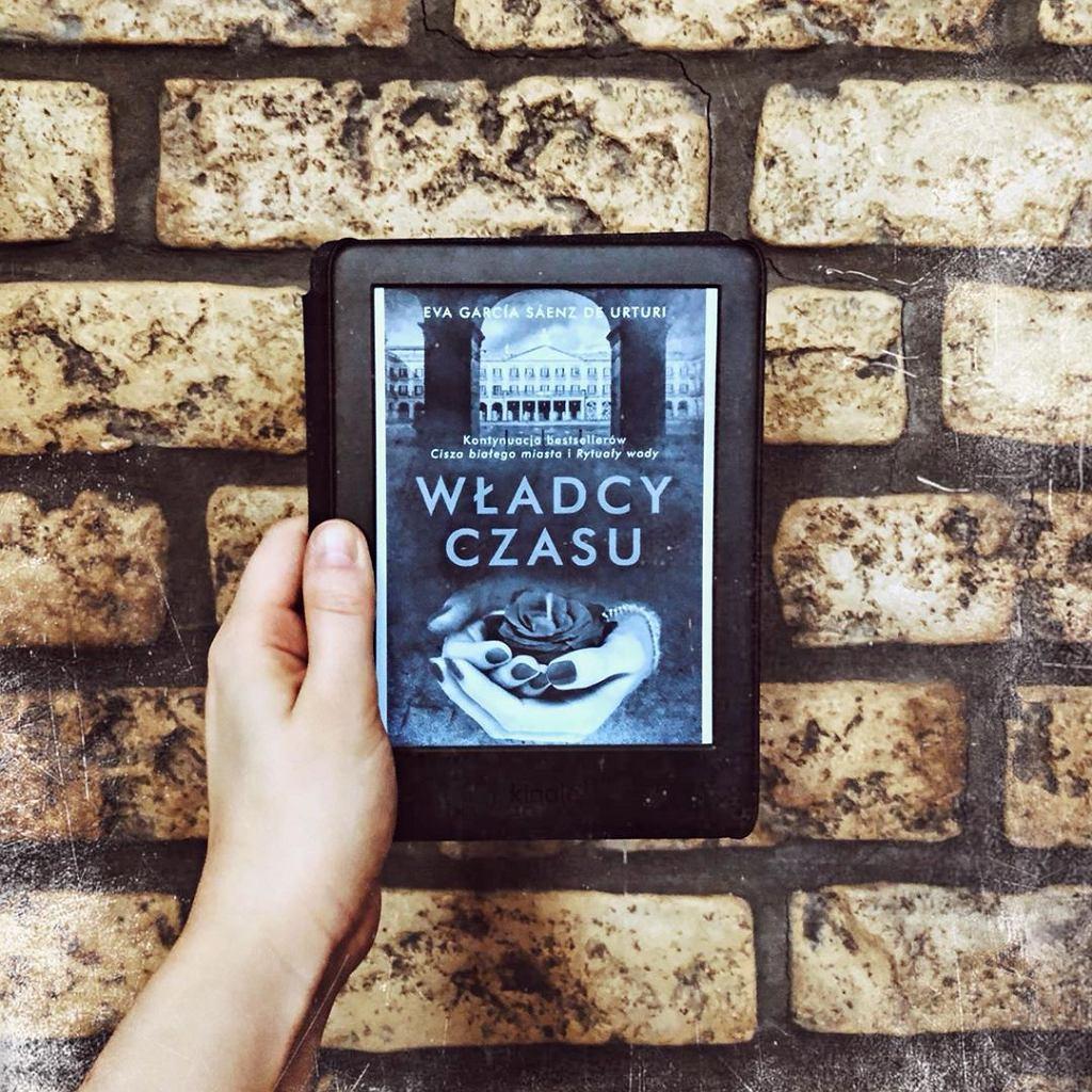 Książka 'Władcy czasu' w formie e-booka