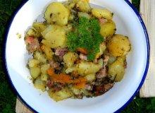 Prażone, czyli ziemniaki po cabańsku - ugotuj