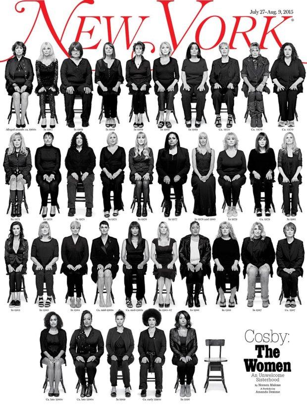 Ofiary Billa Cosby'ego