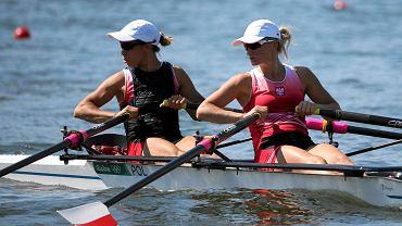 Magdalena Fularczyk-Kozłowska i Natalia Madaj  w Rio