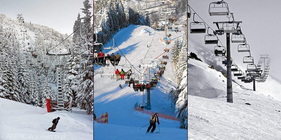 Inwestycje narciarskie w polskich górach