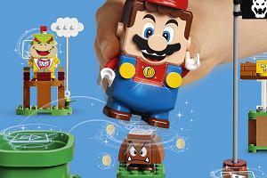 Grupa LEGO i Nintendo łączą siły, by przenieść zabawę klockami na nowy poziom