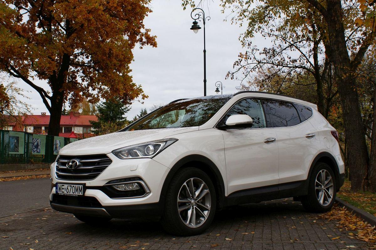 Hyundai Santa Fe 2 0 CRDi - test, opinia, recenzja, cena
