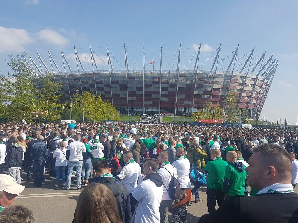 Kolejki przed finałem Pucharu Polski