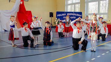 Tańce narodowe na WF