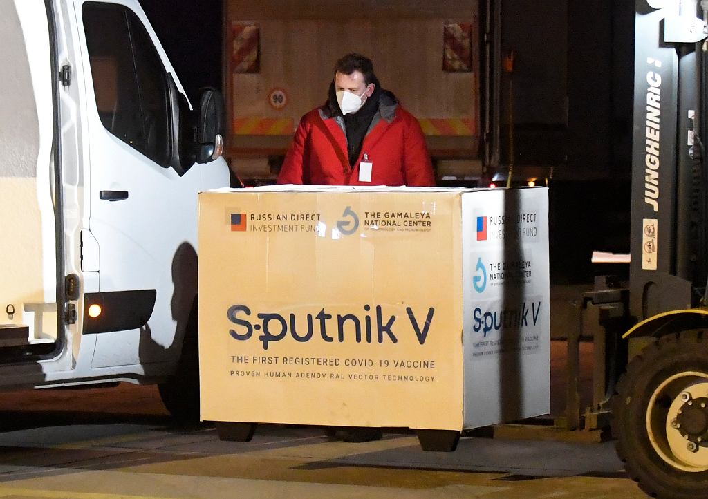 Rosyjska szczepionka Sputnik V