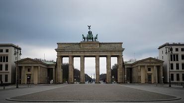 Koronawirus w Niemczech.