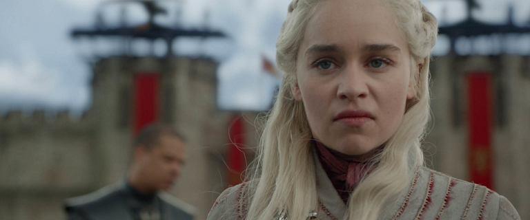 """""""Gra o tron"""": Emilia Clarke odmówiła zagrania w rozbieranej scenie"""