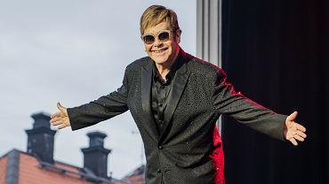Koncert Eltona Johna w Sztokholmie