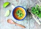 Zupa z dyni z mlekiem kokosowym i z imbirem - Zdjęcia