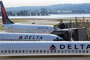 Amerykański przewoźnik Delta Airlines zawiesza rejsy do Rosji