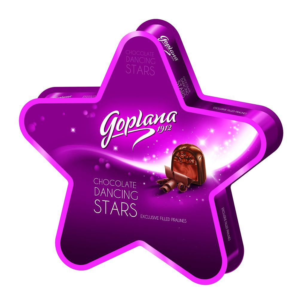 Chocolate Dancing Star