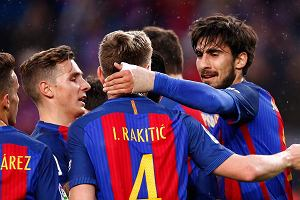 FC Barcelona - Alaves: transmisja meczu w telewizji i online w Internecie - Puchar Króla