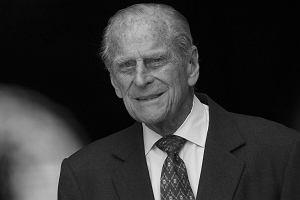 Książę Edynburga miał 99 lat.