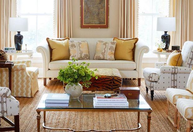 Jak ocieplić wnętrze za pomocą mebli i dodatków. Kilka wskazówek, które sprawią, że twój dom będzie piękny