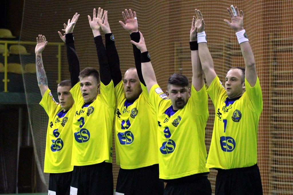 Trzecia liga piłkarzy ręcznych: Stal Gorzów - Start Konin 29:19 (14:8)
