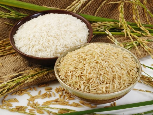 Ryż kalorie - ile kcal ma ryż?