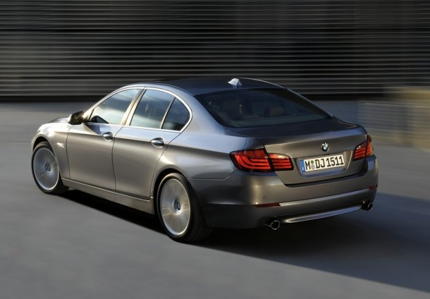 BMW serii 5 F10