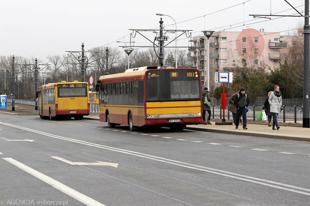 Pobicie w autobusie