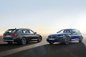 BMW serii 5 już po liftingu. Piątka upodabnia się do siódemki