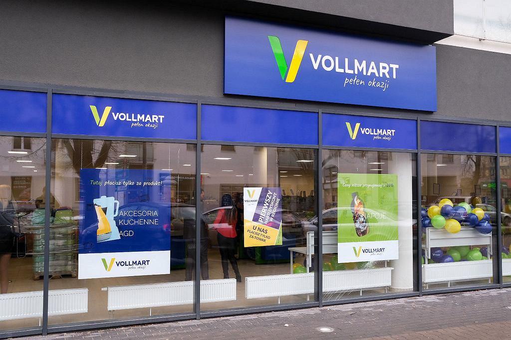 Vollmart uruchamia drugi 'twardy dyskont' w Polsce. Oferta wkrótce będzie dostępna online