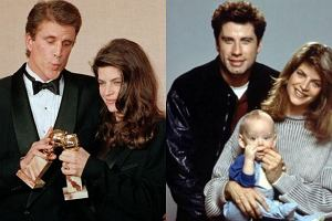 Kirstie Alley, Ted Danson, John Travolta.
