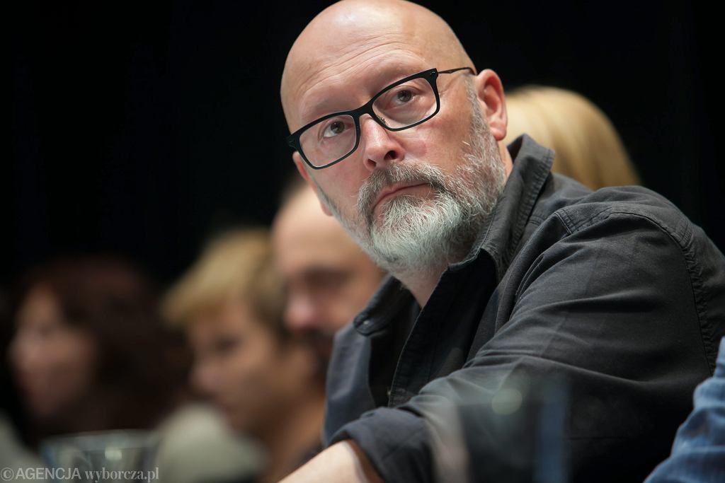 Wojciech Smarzowski. Konferencja prasowa filmu